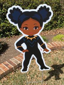 Black Panther - Girl