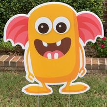 Orange Monster 2