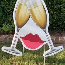 Champaign Kiss