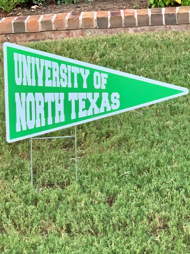 UNIV NORTH TEXAS