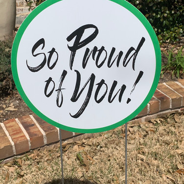So Proud of You - Green