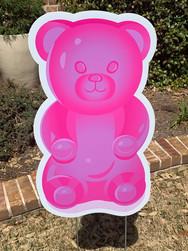 Pink Gummy Bear