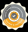 Trained & Certified Covid-19 and Infection Control