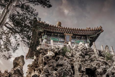 Near Forbidden City