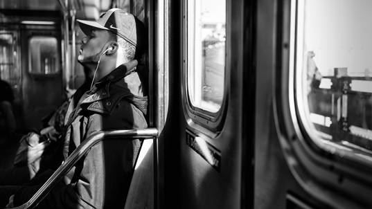 1 Train Bronx Light