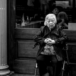 Chinatown Portrait