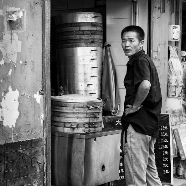 Old Beijing Alley