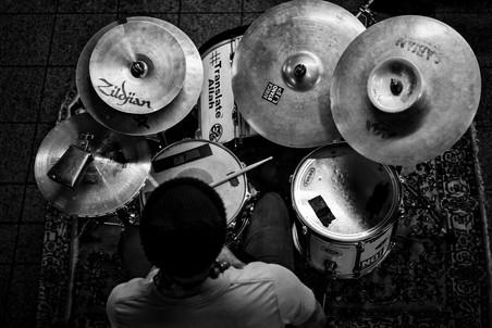 Subway Drum Kit