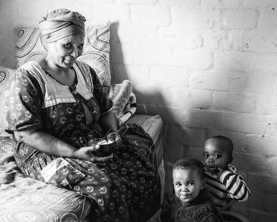 Mother & Children