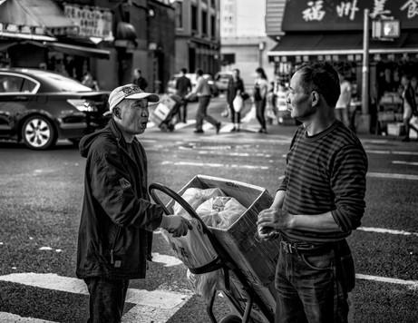 Bowery Conversation