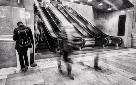 Escaltor Grand Central