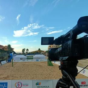 ¡Espectacular Campeonato de España de Voley Playa en Fuengirola!
