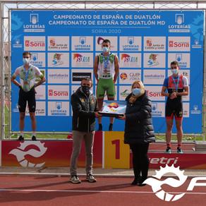 Campeonato de España Duatlón en Soria: ¡¡102.000 espectadores!