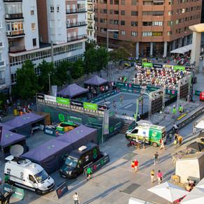 ¡El Herbalife 3x3 Series regresó a lo grande en el centro de Madrid!