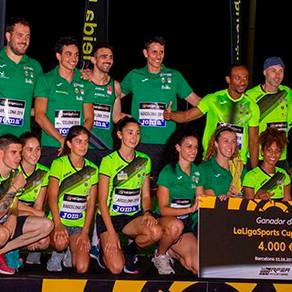 Estuvimos en el estreno de LaLigaSports Cup de Atletismo