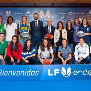 ¡Bienvenidos a la Liga Femenina Endesa!