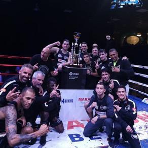 Final Four de la Liga 4 Boxing: Emporio Valenciano, primer campeón