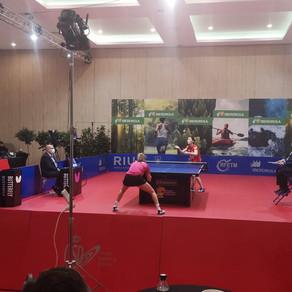 Iberdrola Spain Masters 2020: el mejor tenis de mesa en el centro de Madrid