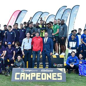 Emocionantes desenlaces de la Liga Iberdrola y la LigaSports Atletismo
