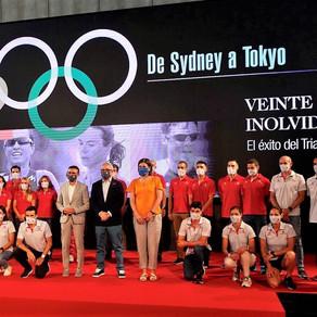 """""""De Sydney a Tokyo, 20 años inolvidables"""", documental sobre el triatlón español en los Juegos"""