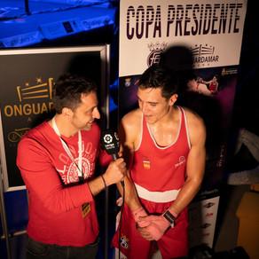 Copa Iberdrola y Copa Presidente 2019: regresamos a Guardamar del Segura con el mejor boxeo nacional