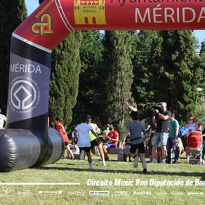 ¡Volvimos a Mérida: se puso en marcha el Circuito Music Run 2021!