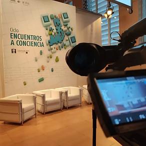 Fundación Canal'Encuentros a Conciencia. ¿Son los videojuegos arte? en Fundación Canal