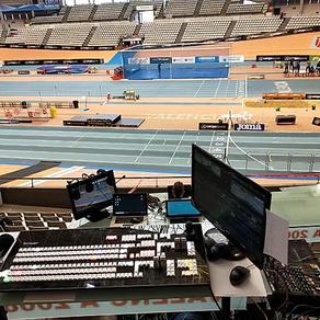Copa Iberdrola y Copa LaLiga Sports de Atletismo en Valencia
