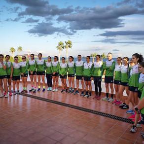 'Mujer, Energía y Deporte' y 'Gestión del Talento' con la FETRI e Iberdrola en Mar d