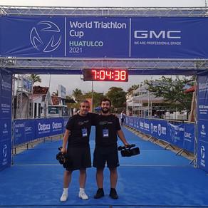 Copa del Mundo Huatulco 2021      ¡Triatlón en directo desde México!