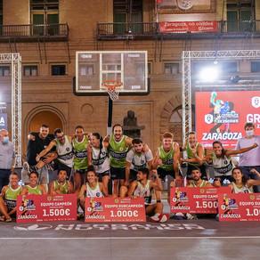 El Herbalife 3x3 Series celebró su estreno olímpico en Zaragoza