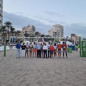 ¡El Madison Beach Volley Tour 2021 llegó a su fin en El Campello!