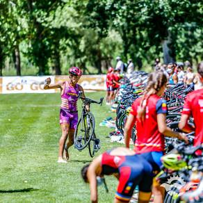 El mejor triatlón escolar, inclusivo y olímpico en Almazán