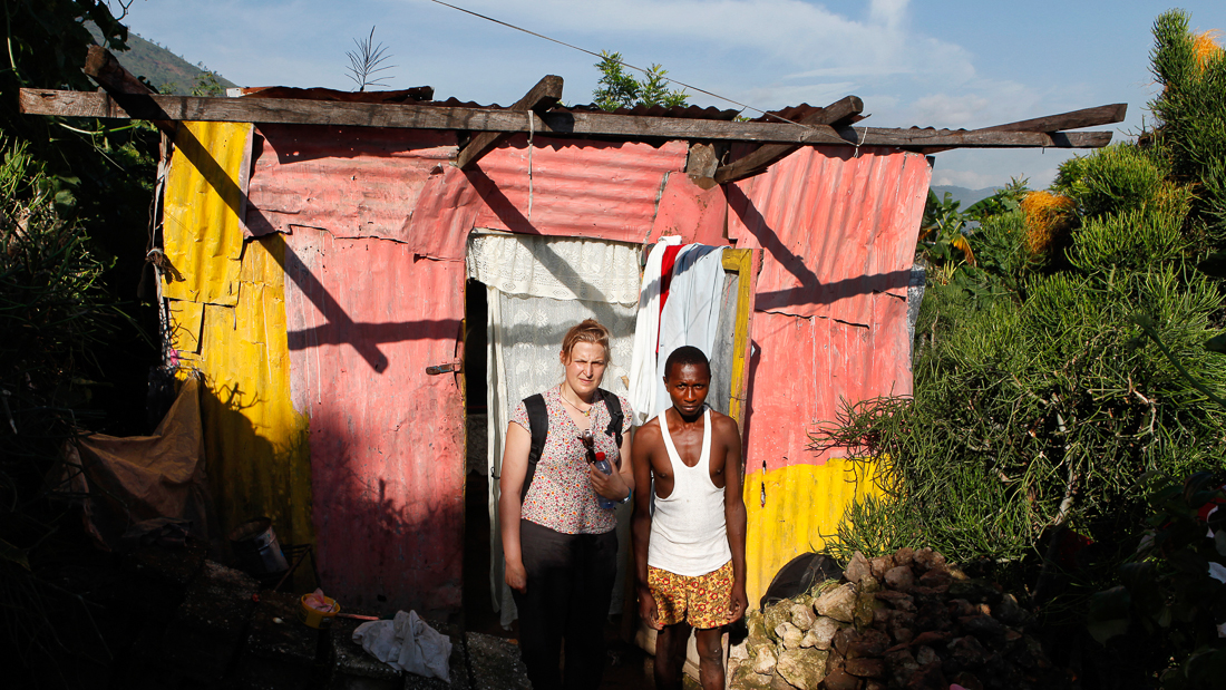 Haïti, juin 2009