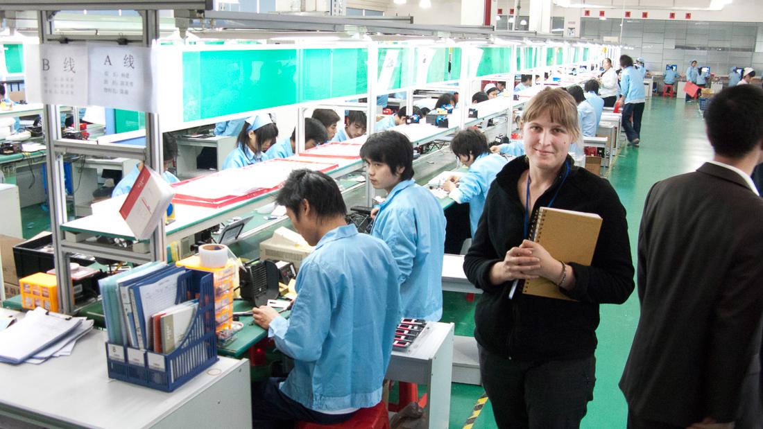 Chine, décembre 2007