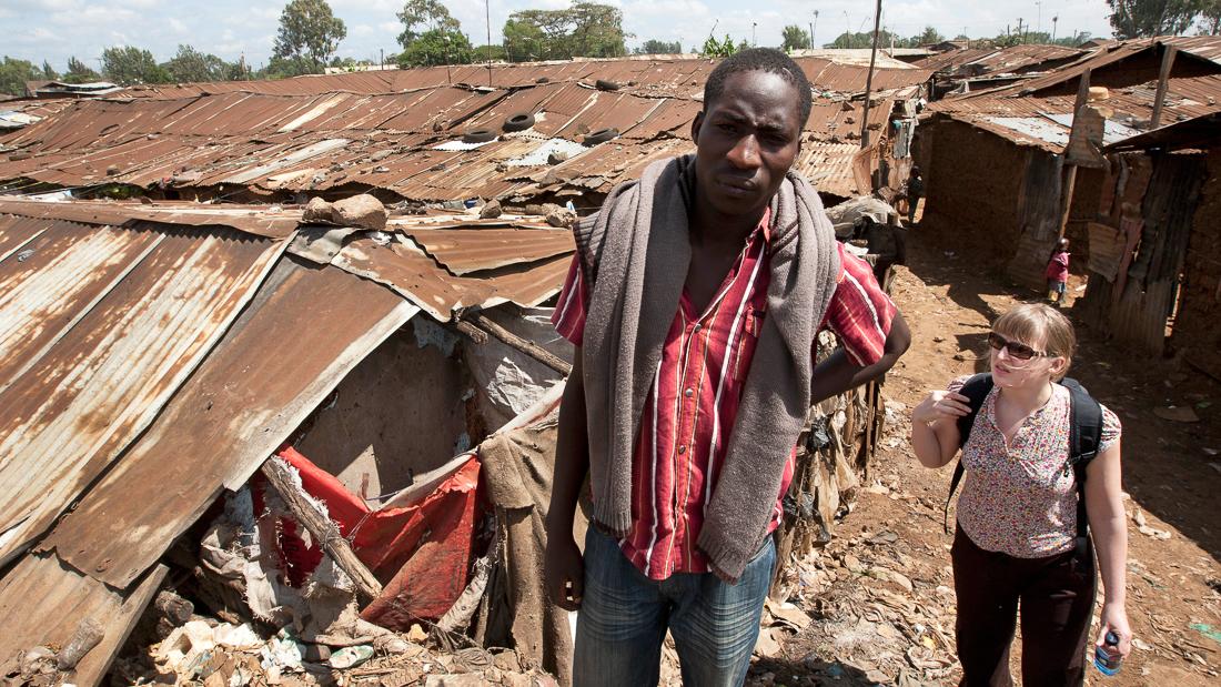 Kenya, janvier 2009