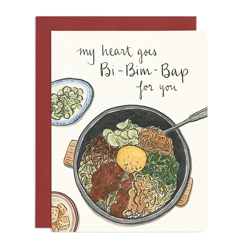 Bibimbap Heart