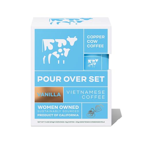 Copper Cow Coffee - Vanilla
