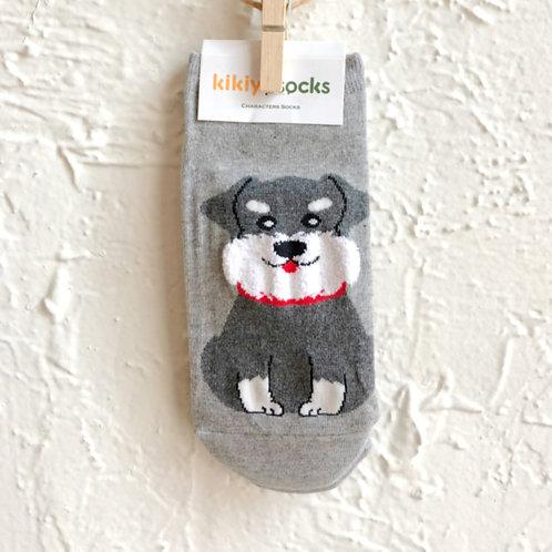 Schnauzer Socks