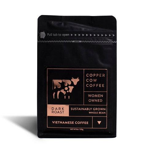 Copper Cow Coffee - Whole Bean | 8 oz.