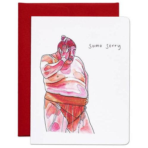 Sumo Sorry