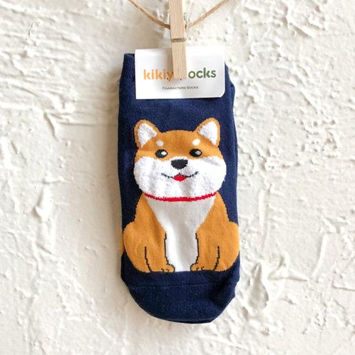 Shiba Socks