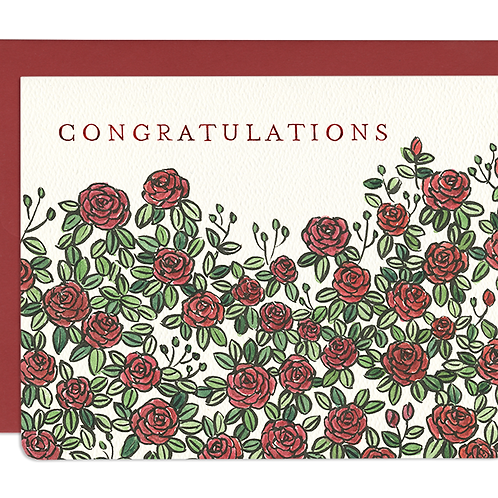 Roses Congratulations