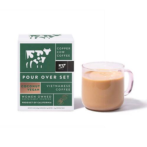 Copper Cow Coffee - Coconut Creamer (vegan)
