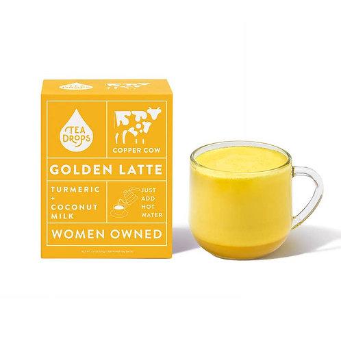 Golden Latte (vegan)