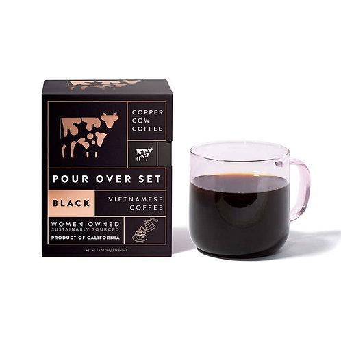 Copper Cow Coffee - Black