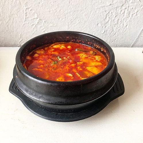 Soft Tofu Stew Kit