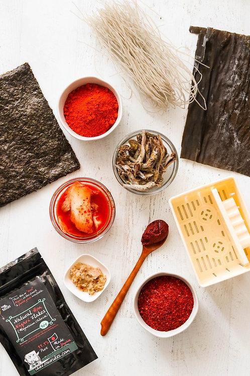 Mama Kim's Cooking Essentials