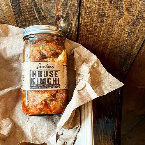 House Kimchi Jar - Large (32oz)