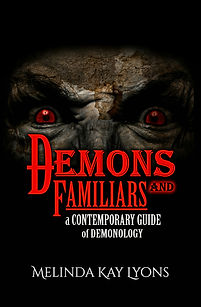 Demons and Familiars Front Cover REDONE